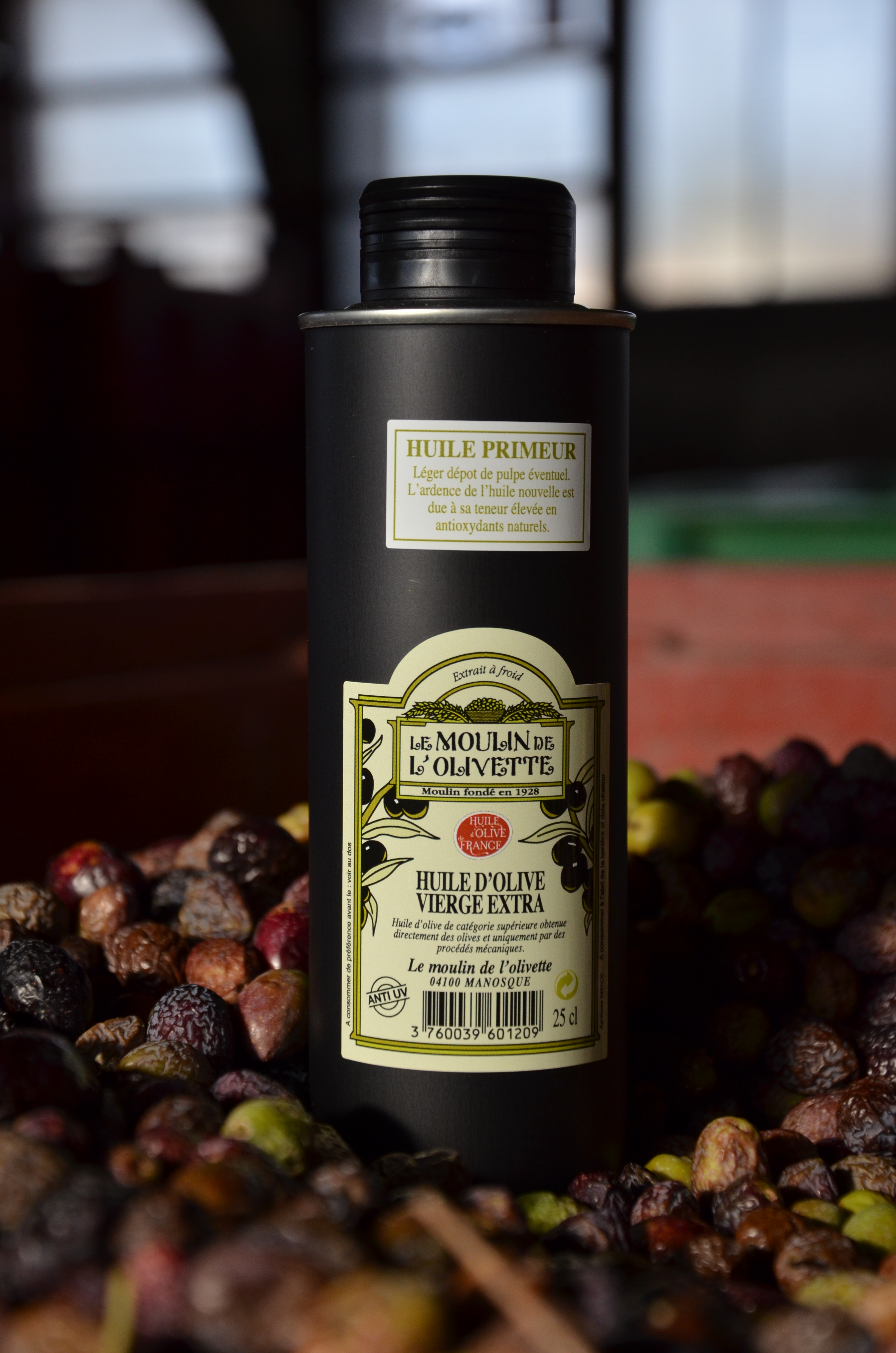 huile d 39 olive v extra du midi de la france huile d 39 olive de provence aoc en vente. Black Bedroom Furniture Sets. Home Design Ideas