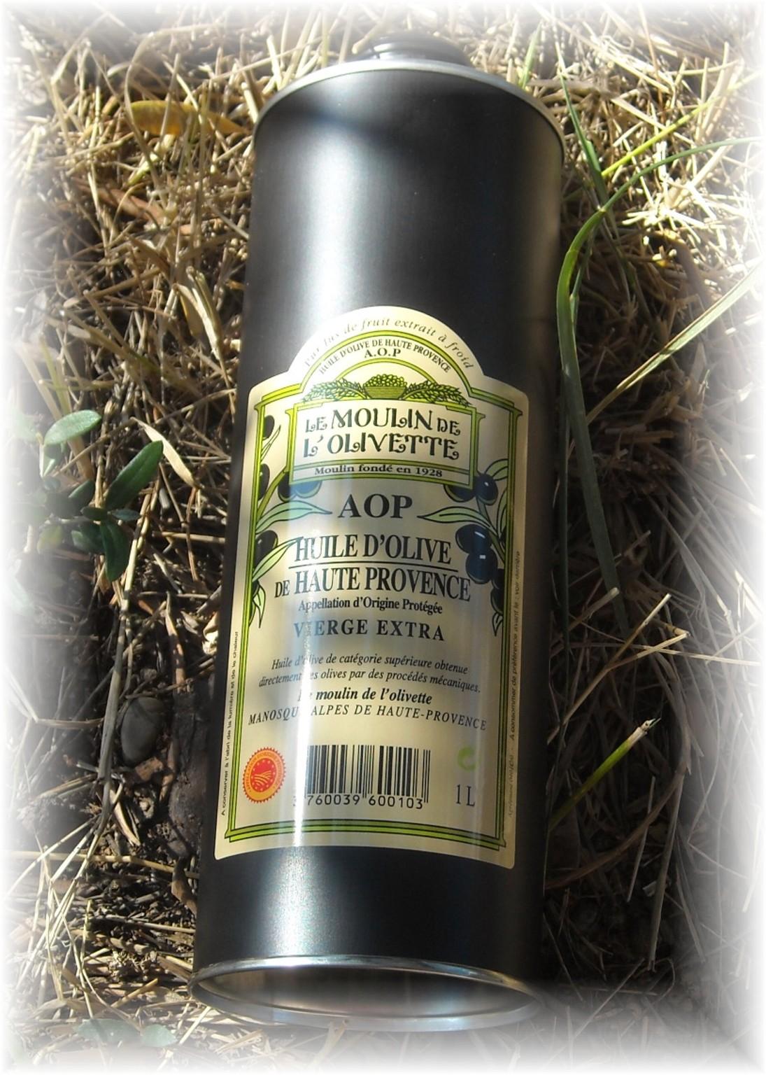 huile d 39 olive aop haute provence 1l huile d 39 olive de provence aoc en vente directe du. Black Bedroom Furniture Sets. Home Design Ideas