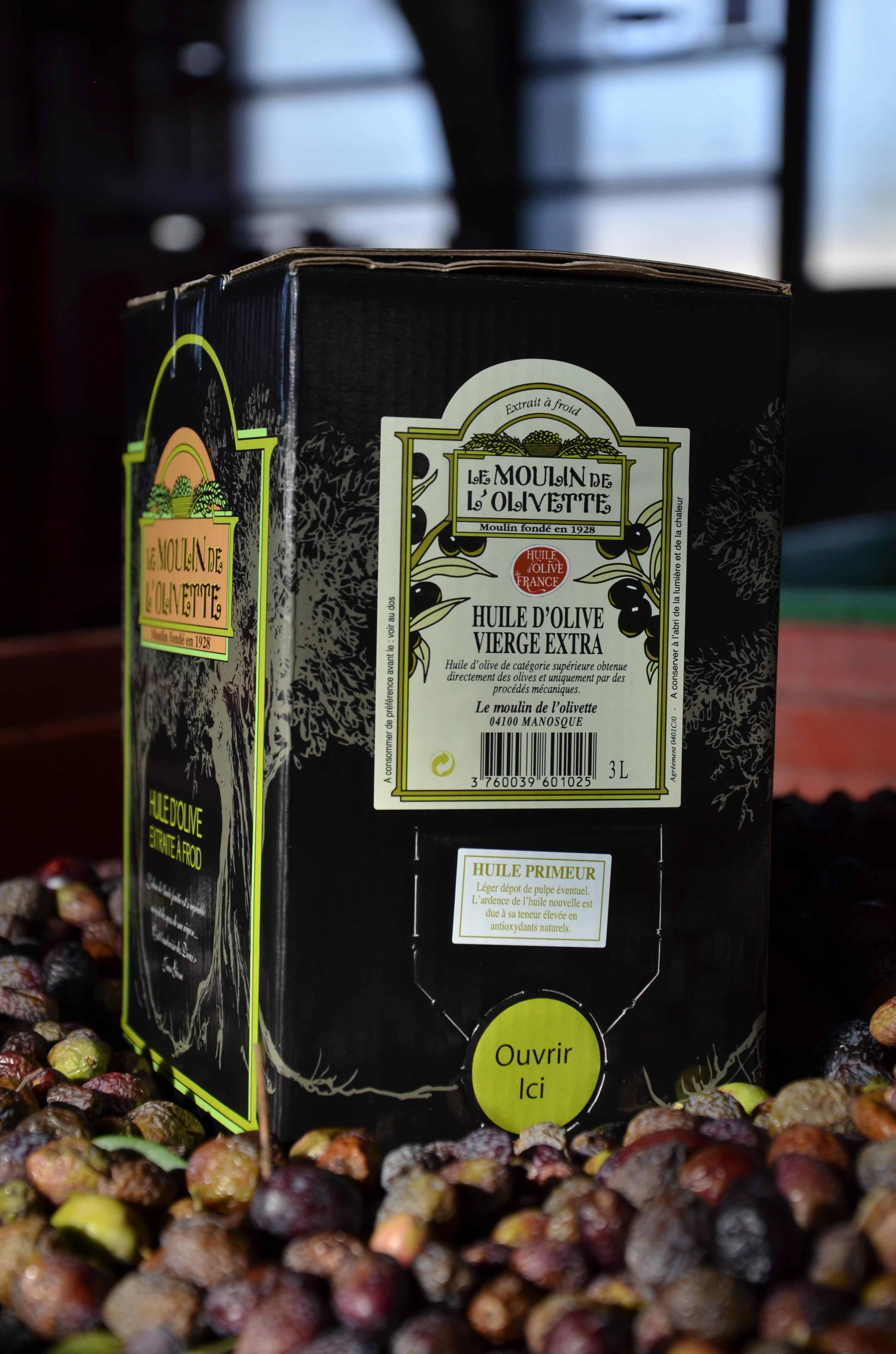 huile d 39 olive de france 3l huile d 39 olive de provence aoc en vente directe du producteur au. Black Bedroom Furniture Sets. Home Design Ideas